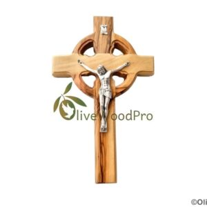 olive wood crucifix, crucifix, holy land crucifix, thorn crucifix, wooden crucifix, wall crucifix, hanging crucifix, wood crucifix, wood wall crucifx, large wall crucifix